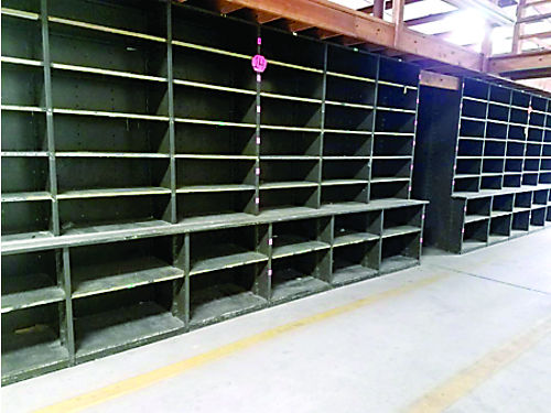 SHELVES commercial grade adjustable extra heavy duty 18 long x 9 high 500 each 706-339-3537 or