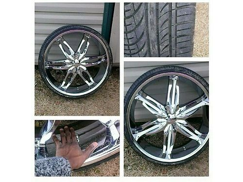 TIRES RIMS rims like new 28 tires are brand new 2752528 xc 1300