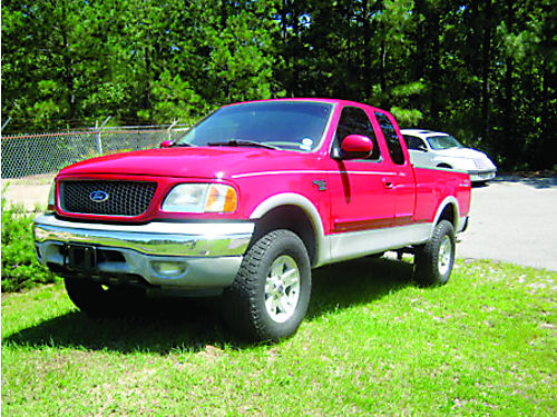 2002 FORD F150 FX4 Lariat New Tires 6850 803-663-1898