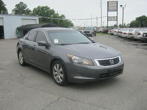 2008 HONDA ACCORD 4Dr Auto Grey 10995 Call 888-640-5901