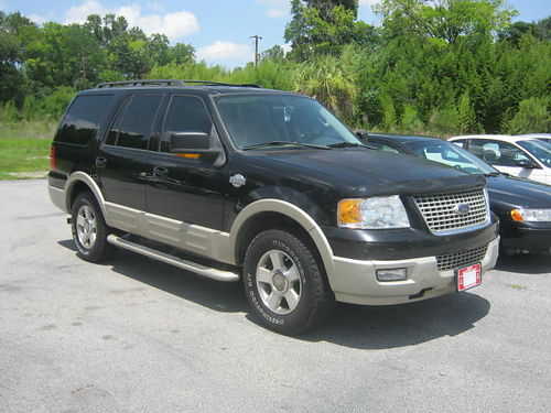 2005 FORD EXPEDITION King Ranch 3rd Row Loaded 7290 888-667-8504
