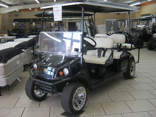 CUSHMAN SHUTTLE 6 Gas 10999 tax Included Augusta ATV 706-869-5515