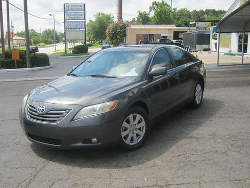 2007 TOYOTA CAMRY LE 4dr Auto Gray 6500 706-771-9510