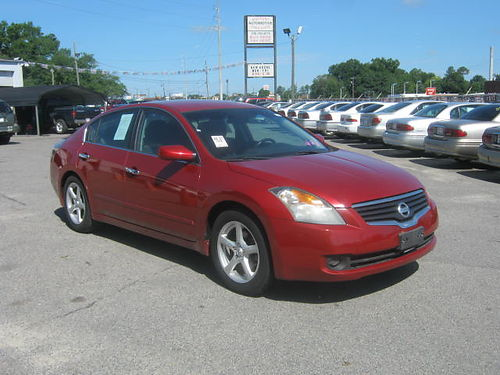 2009 NISSAN ALTIMA 4Dr Auto Red 9995 Call 888-640-5901