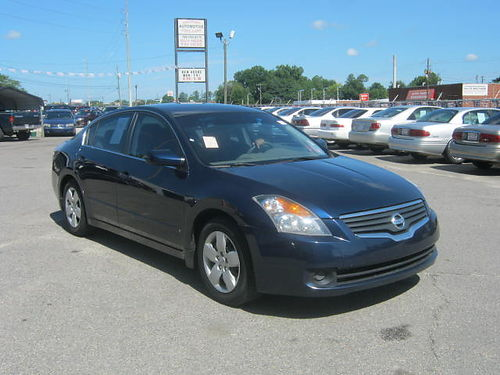 2007 NISSAN ALTIMA 25S 4Dr Auto Blue 7995 Call 888-640-5901