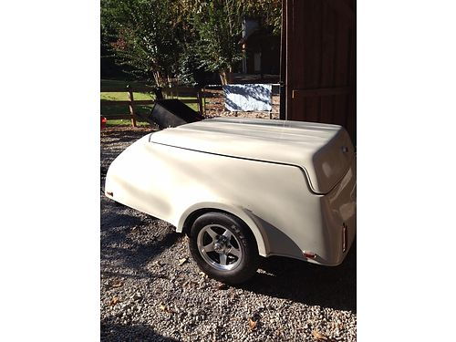 TRAILER custom cargo pull behind your classic or hotrod only used twice excellent condition 1499