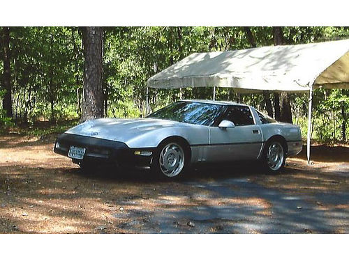 1986 CHEVY CORVETTE auto only 77k miles better than new condition garage kept and covered 20000