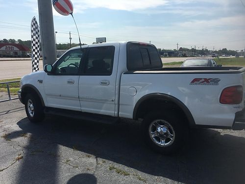 2003 FORD F150 4x4 4Dr 54L 6950 Cash Auto Trends 706-733-5777
