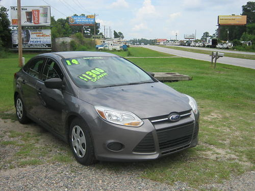 2014 FORD FOCUS 4dr Auto 109k Miles Call 803-663-4319