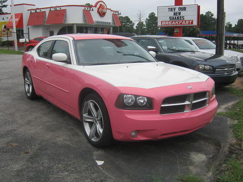 2006 DODGE CHARGER RT 4Dr Auto Hemi Pink 5499 762-222-6027