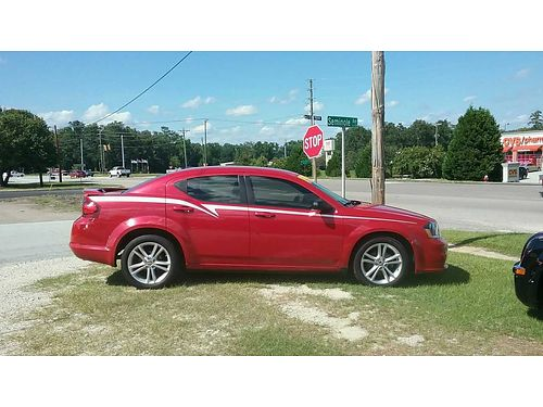 2014 Dodge Avenger Runs Great V6 Like New 7500 RL Auto Sales 803-640-2641