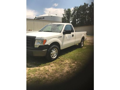 2011 FORD F150 work truck 105k miles cold ac spray in liner 6500obo 803-593