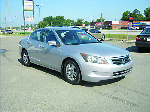 2009 HONDA ACCORD 4dr Auto Silver 10900 Call 888-640-5901