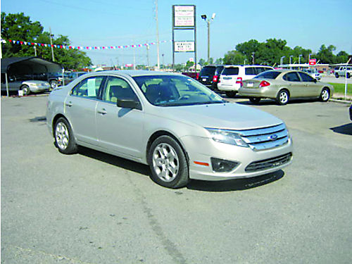 2010 FORD FUSION 4dr Auto Gold 8995 Call 888-640-5901