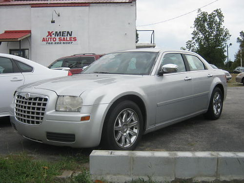 2006 CHRYSLER 300 1-Owner 4Dr Auto Silver 4999 762-222-6027