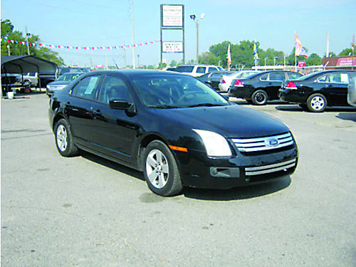 2007 FORD FUSION 4dr Auto Leather 6995 Call 888-640-5901