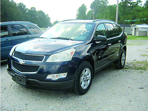 2009 CHEVROLET TRAVERSE 4dr Auto 142K Miles New Tires Fully Loaded Call 803-663-4319