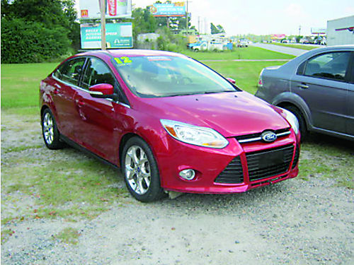 2012 FORD FOCUS SEL 120K Miles Loaded Call 803-663-4319