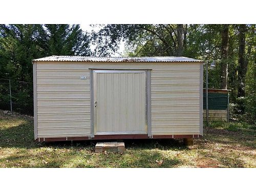 HANDI HOUSE 12x16 with built in shelves pre wired only 2yrs old like new condition paid 3600 wi