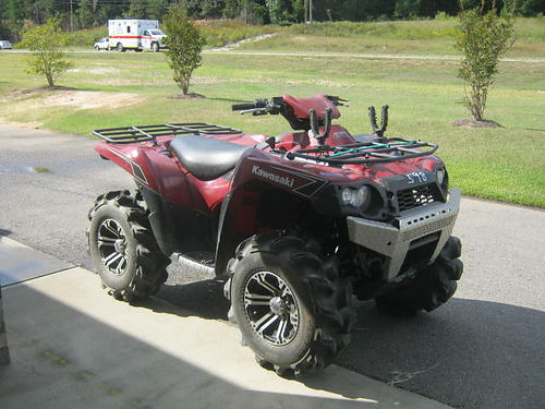 2008 KAWASAKI BRUTE FORCE 750i New 28 Vampires 4500 803-663-1898