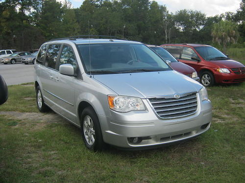 2010 CHRYSLER TOWN  COUNTRY TOURING Stow-N-Go Seats Dual Entertainment 7880 888-667-8504