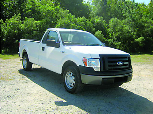 2010 FORD F150 XL 2dr Reg Cab Long Bed 46L V8 All Power Keyless Entry Spray In Liner Priced t
