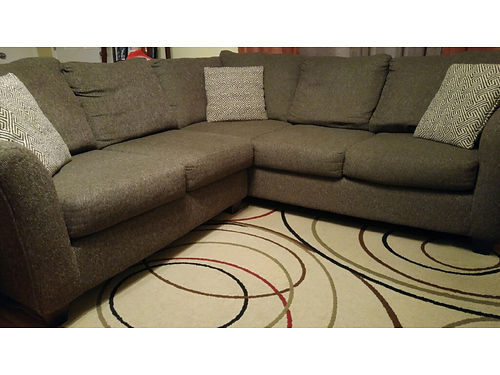 SOFA SECTIONAL in good condition Smoke Free Pet Free home 350 803-642-3579