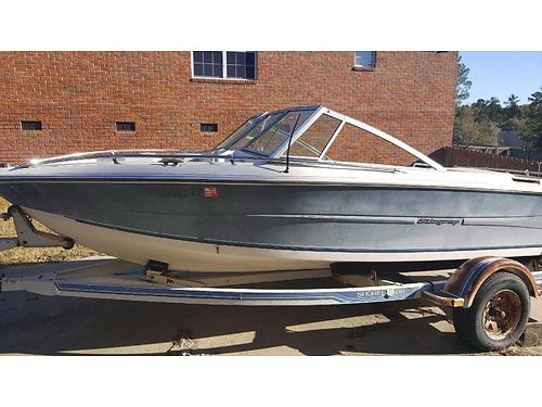 BOAT STINGRAY 6000 obo 706-251-1489 or 706-560-0412 please leave msg to schedule viewing for additi