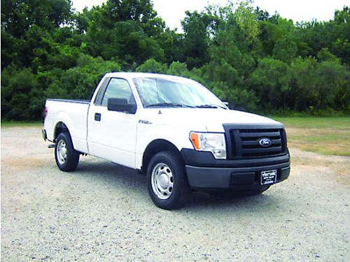2012 FORD F150 XL 2dr Reg Cab Short Bed 37l V6 84k Miles Fleet Preowned Well Maintained Only