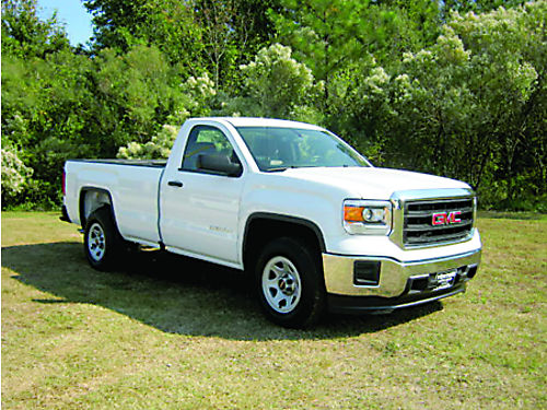 2015 GMC SIERRA 1500 53 V8 24k Miles All Power Longbed Bedliner Hitch Like New Without New P