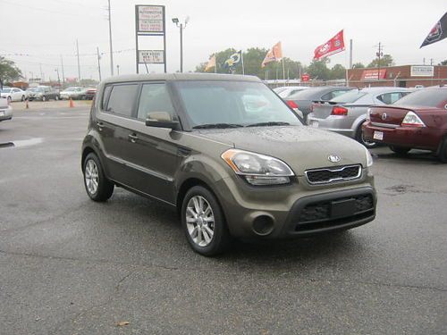 2012 KIA SOUL 4Dr Auto Brown 888-640-5901