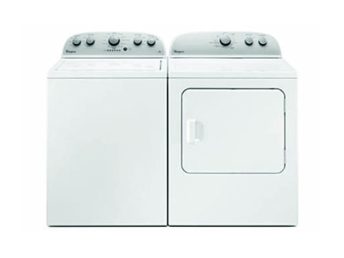 NEW WASHER/DRYER SET BY WHIRLPOOL, 2YR WARRANTY ...