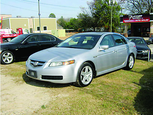 2005 ACURA TL 4dr Auto 24 Month Financing 7900 800-805-7984