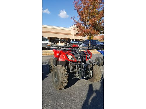 125cc ATVs Automatic Many in Stock Starting at 899 706-796-0500