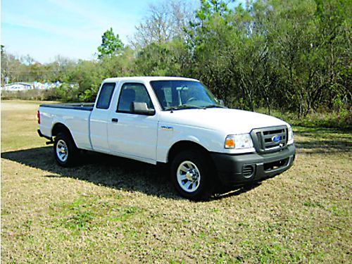 2010 FORD RANGER 2dr Ext Cab 4cyl Auto AC Fleet Pre-owned Extra Clean Great on Gas Only 95