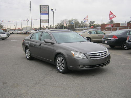 2005 TOYOTA AVALON 4dr Auto Leather Grey 10995 888-640-5901