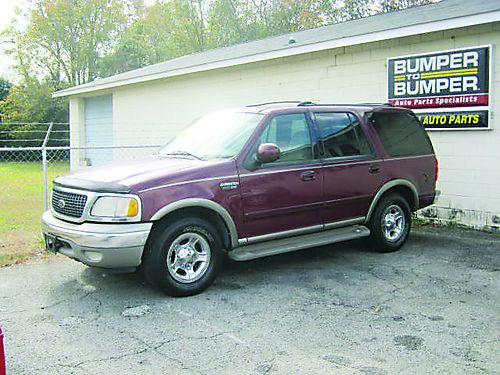 2001 FORD EXPEDITION 4dr Auto V8 2495 855-262-9022