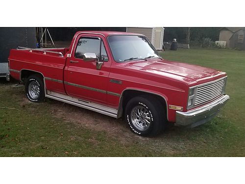 1985 GMC C1500 auto pwr steering ac works excellent condition 3800 obo