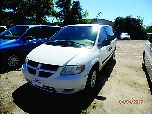 2005 DODGE GRAND CARAVAN 2 Sliding Doors 3995 855-830-1721