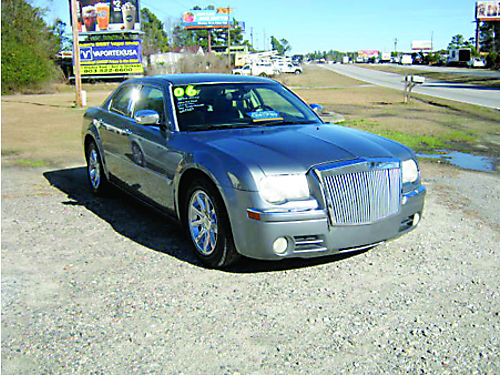 2006 CHRYSLER 300 4dr Auto Navigation Green 117k Miles Loaded 7600 Call 803-663-4319