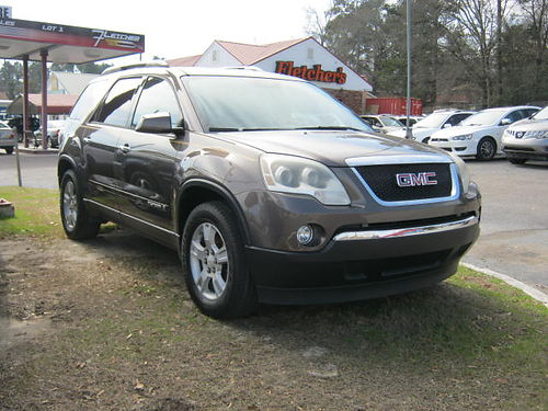 2007 GMC ACADIA 4dr Auto 3rd Row Brown 8900 888-805-7984