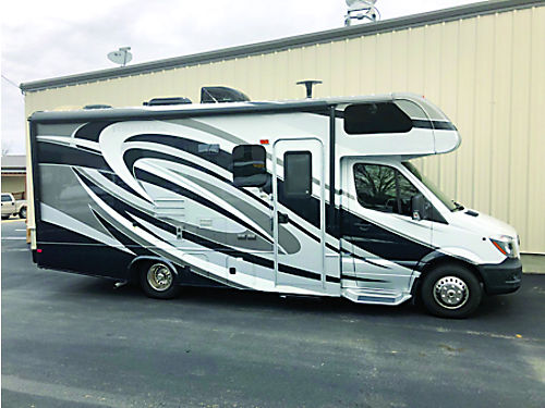 2015 FORESTER MBS 2401WS CLASS C RV by Forest River absolutely spotless only u