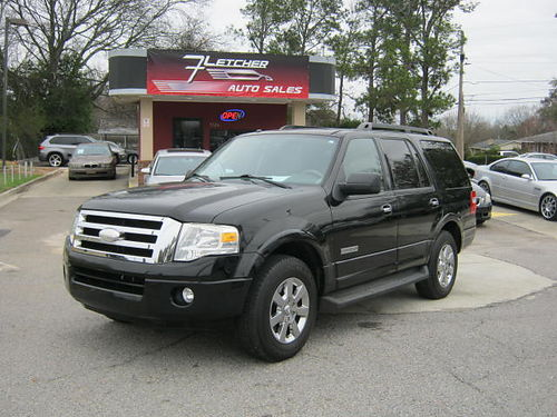 2008 FORD EXPEDITION XLT Leather Low Miles 9500 800-805-7984