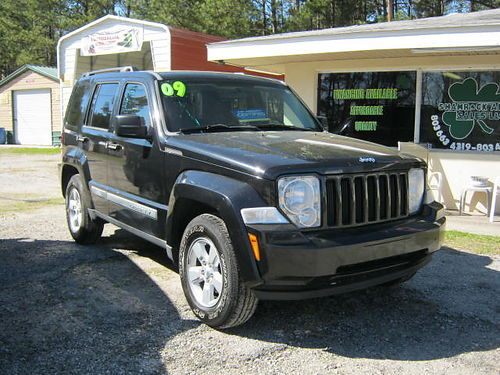 2009 JEEP LIBERTY SPORT 127k Miles 7900 Call 803-663-4319