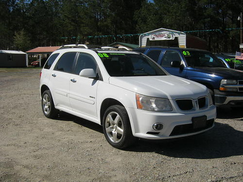 2008 PONTIAC TORRENT 6cyl Auto 138k Miles 7200 Call 803-663-4319