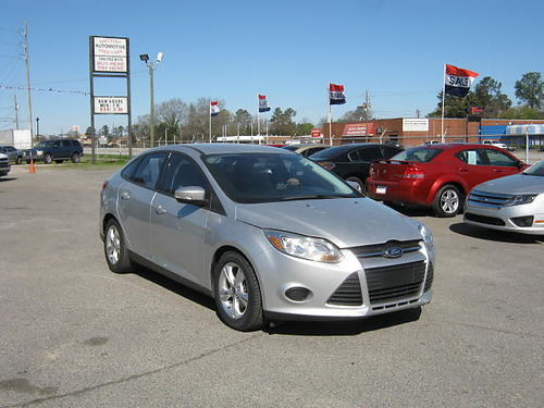 2013 FORD FOCUS 4dr Auto Grey 11995 888-640-5901