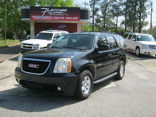2007 GMC YUKON SLT 4dr Auto Leather 9900 800-805-7984