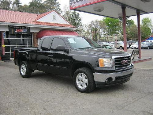 2007 GMC NEW SIERRA 4dr Auto Black Truck 9900 800-805-7984