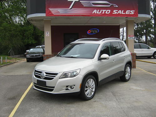 2009 VW TIGUAN 20T Panoramic Roof 4dr Auto Leather Low Miles Champagne 8500 800-805-7984