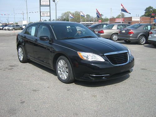 2012 CHRYSLER 200 4dr Auto Leather 10495 888-640-5901
